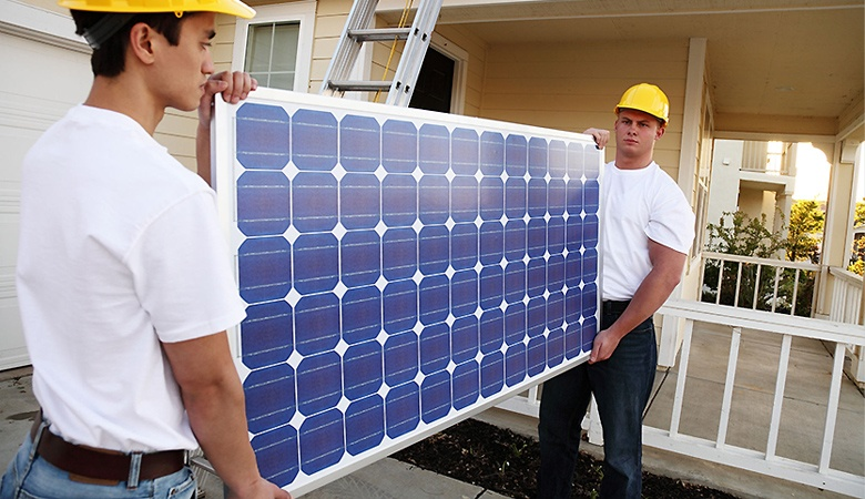 Home Solar Power, Reuse & Maintenance